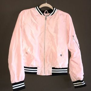 Jacket for pink color lovers